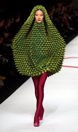 Agatha Ruiz de la Prada F/W 2009 Durian
