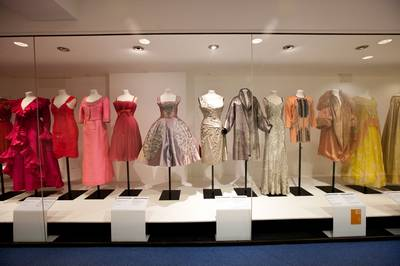 Fashion museum curation