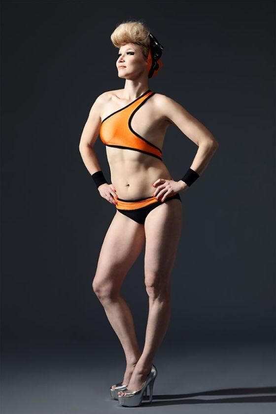 mastectomy bikini monokini