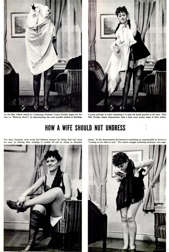 Life Magazine, 15 February,  1937, pp. 41-43