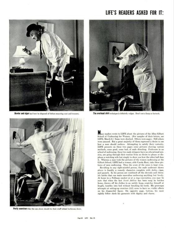 Life Magazine, 15 March 1937, p. 68.