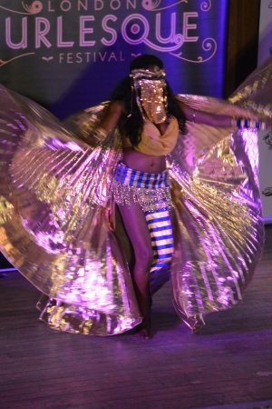 Solariss, performing at All Stars